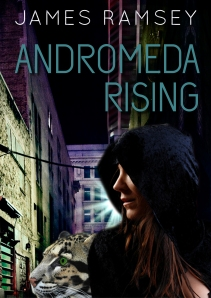Andromeda Rising - Book Cover