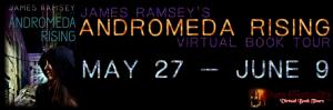 Andromeda Rising Tour Banner